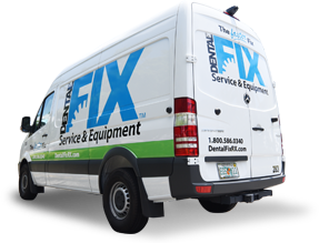 Dental Fix Dental Equipment Repair Van