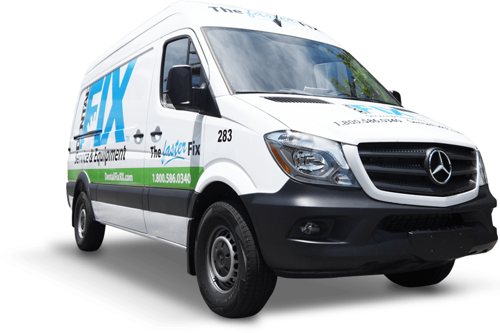 dental fix mobile repair van